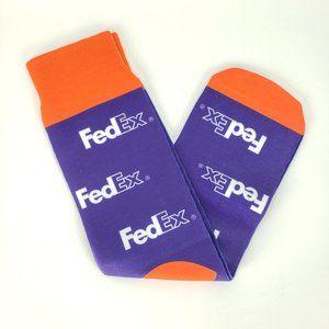 Fedex Logo Unisex Socks Federal Express
